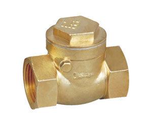 brass-check-valve